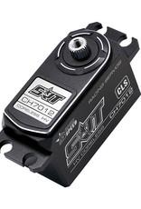 SRT SRT CH7012 1/10th Scale Low Profile HV High Speed Aluminum Case Coreless Digital Servo