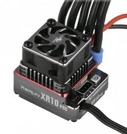 "HobbyWing XR10 PRO G2 ESC- ""ELITE"" Edition (2S) red"