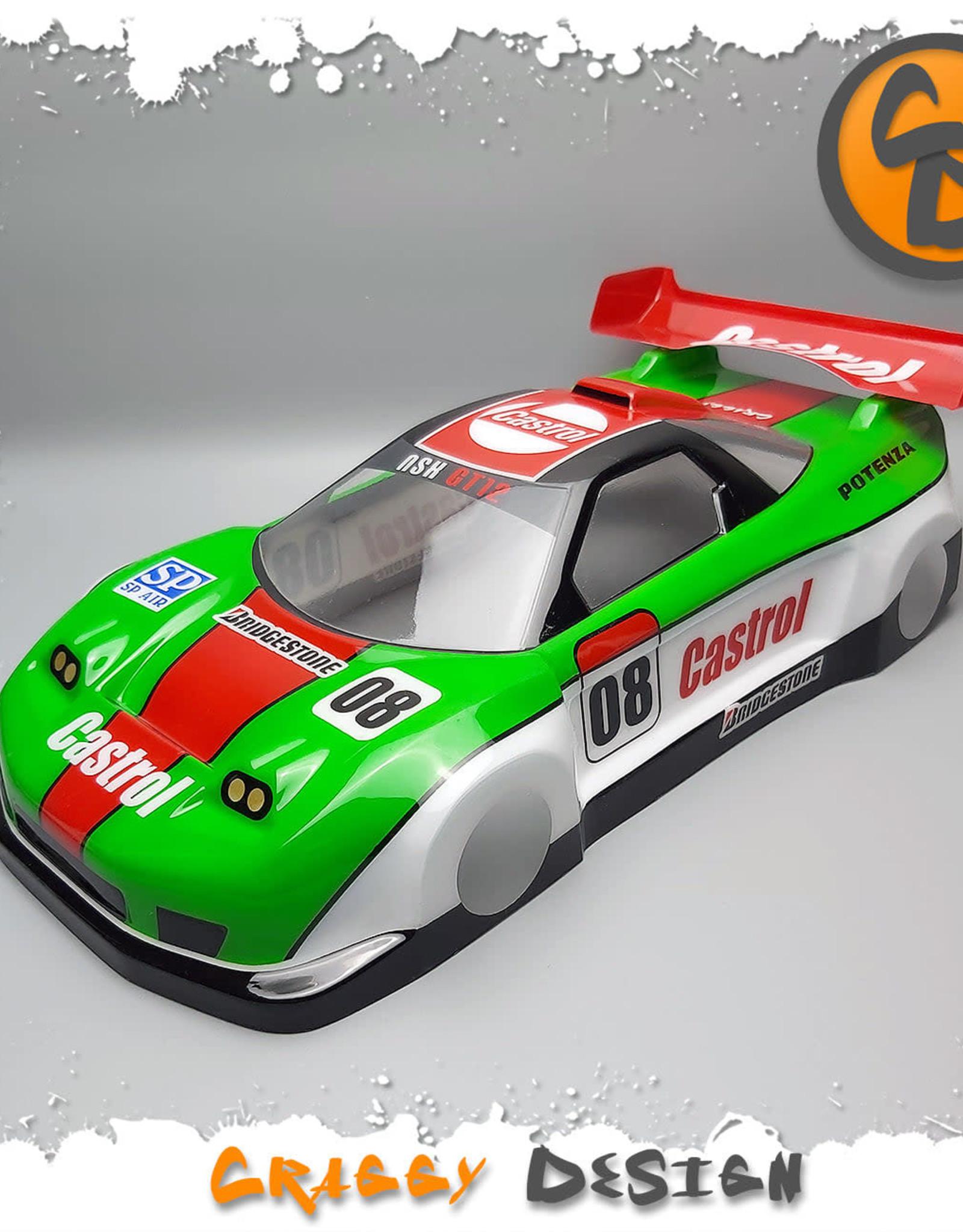 Phat Bodies Phat Bodies GT12 NSX-R Superlight