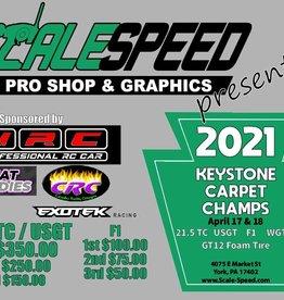 Scale Speed Keystone Carpet Champs Registration