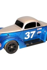 RJ Speed RJ Speed R/C Legends 37F Coupe Clear Body