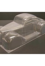 RJ Speed RJ Speed R/C Legends 37C Coupe Body (Clear)