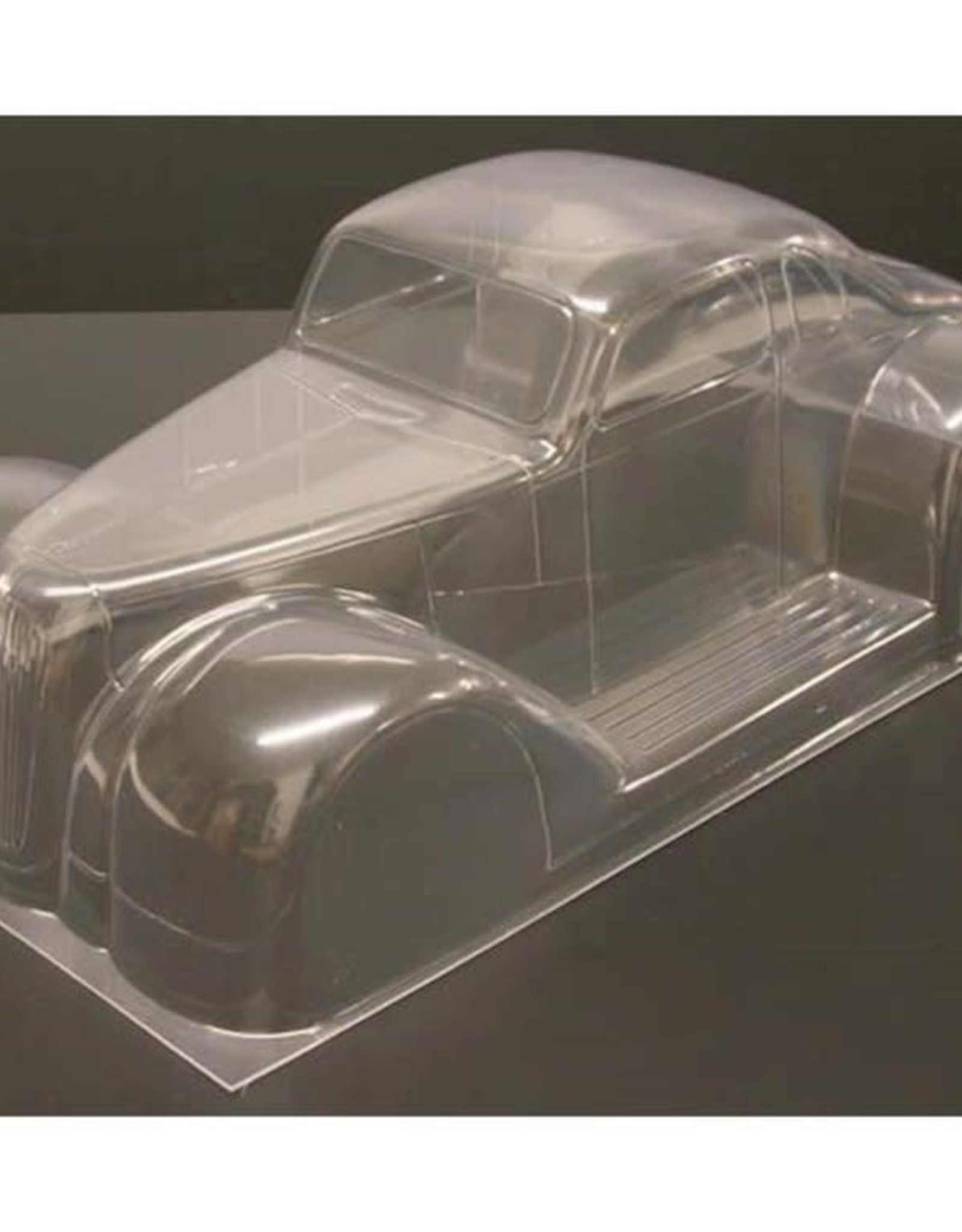 RJ Speed RJ Speed R/C Legends 37D Coupe Body (Clear)