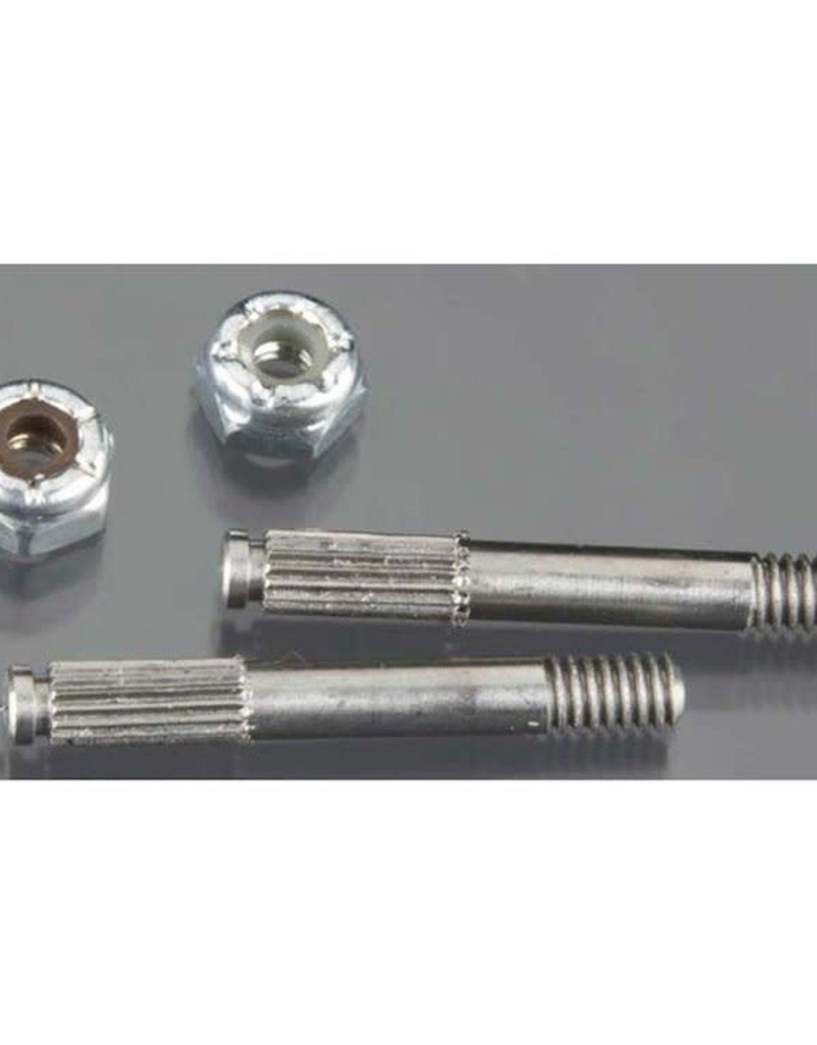RJ Speed RJ Speed Threaded Stub Axles w/Nuts (2)