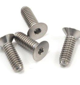 CRC Titanium Front End Screws (4)