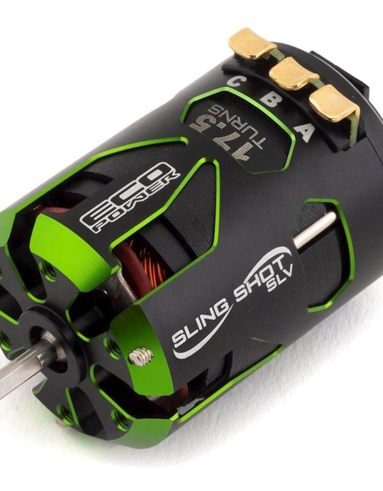 ECO Power EcoPower Sling Shot SLV Sensored Brushless Motor 17.5T