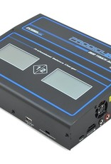 """Protek RC ProTek RC """"Prodigy 625 DUO Touch AC"""" LiHV/LiPo AC/DC Battery Charger (6S/25A/200W x 2)"""