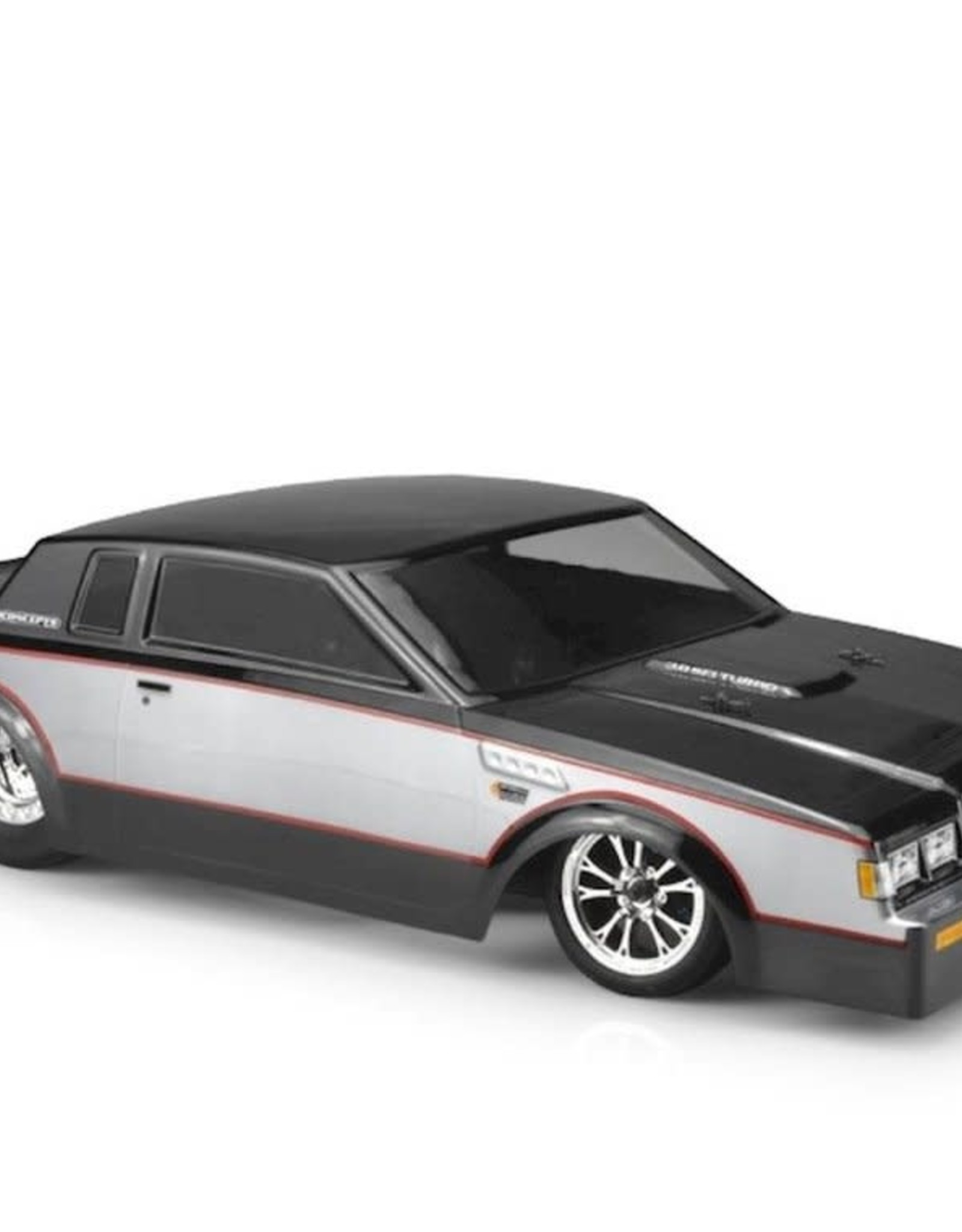 JConcepts Jconcepts 1987 Buick Grand National Street Eliminator Drag Racing Body (Clear)