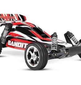 TRAXXAS BANDIT 1/10 EXTREME SPORTS BUGGY with battery and charger