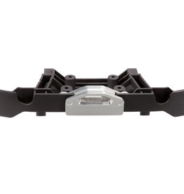 TRAXXAS Bumper, front/ aluminum fairlead (winch)/ 2.5x10 CS (6) (fits TRX-4® Mercedes-Benz® G 500® and G 63® with 8855 winch)