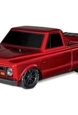 TRAXXAS DRAG SLASH RTR Drag Slash: Fully assembled, Ready-To-Race®, with 1967 Chevrolet C10 licensed body.