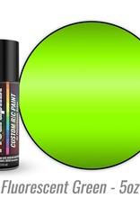 TRAXXAS Body paint, fluorescent green (5oz)