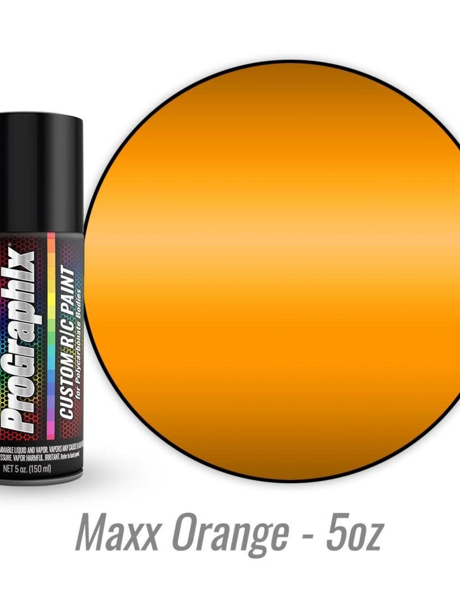 TRAXXAS Body paint, Maxx® Orange (5oz)