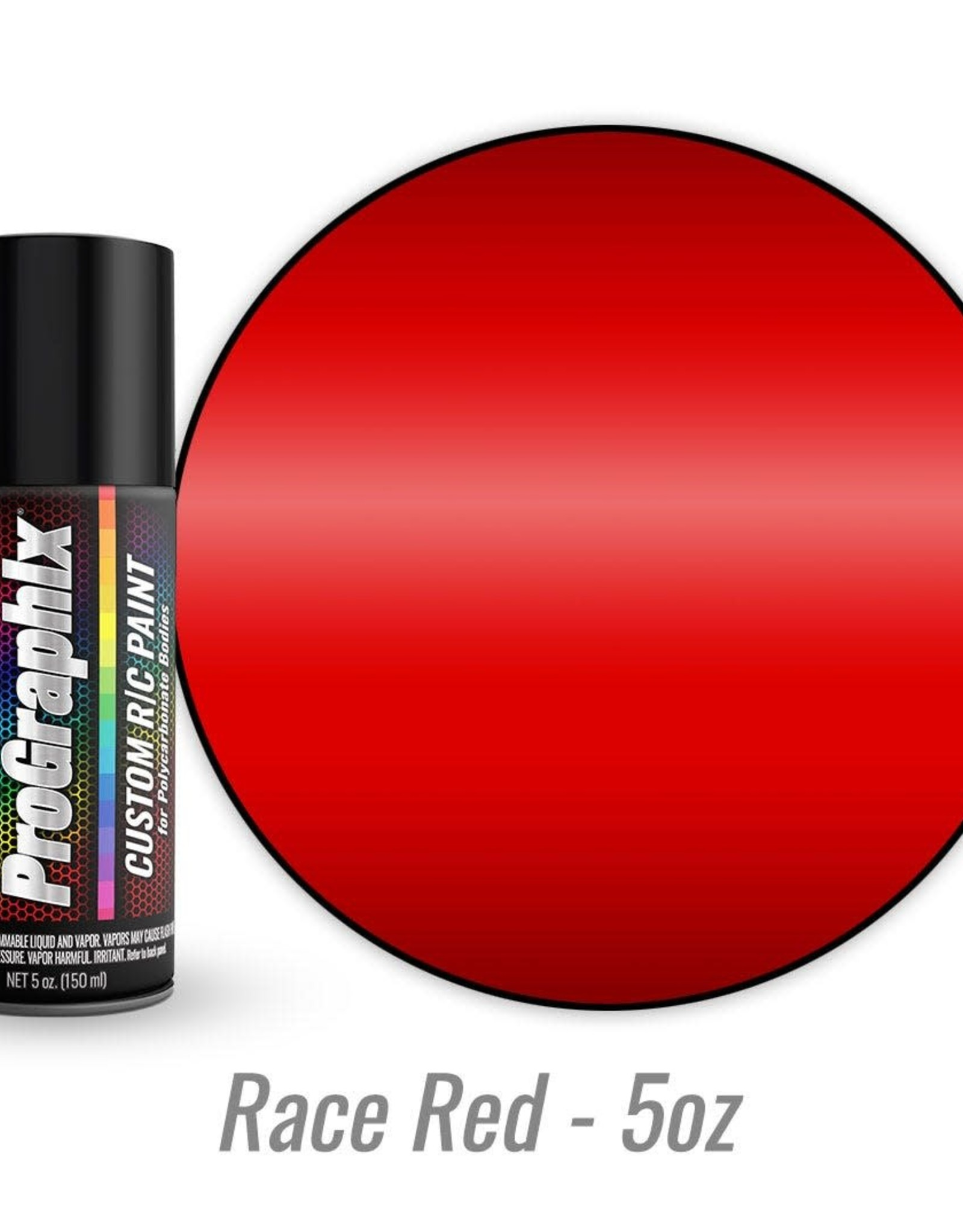 TRAXXAS Body paint, Race Red (5oz)