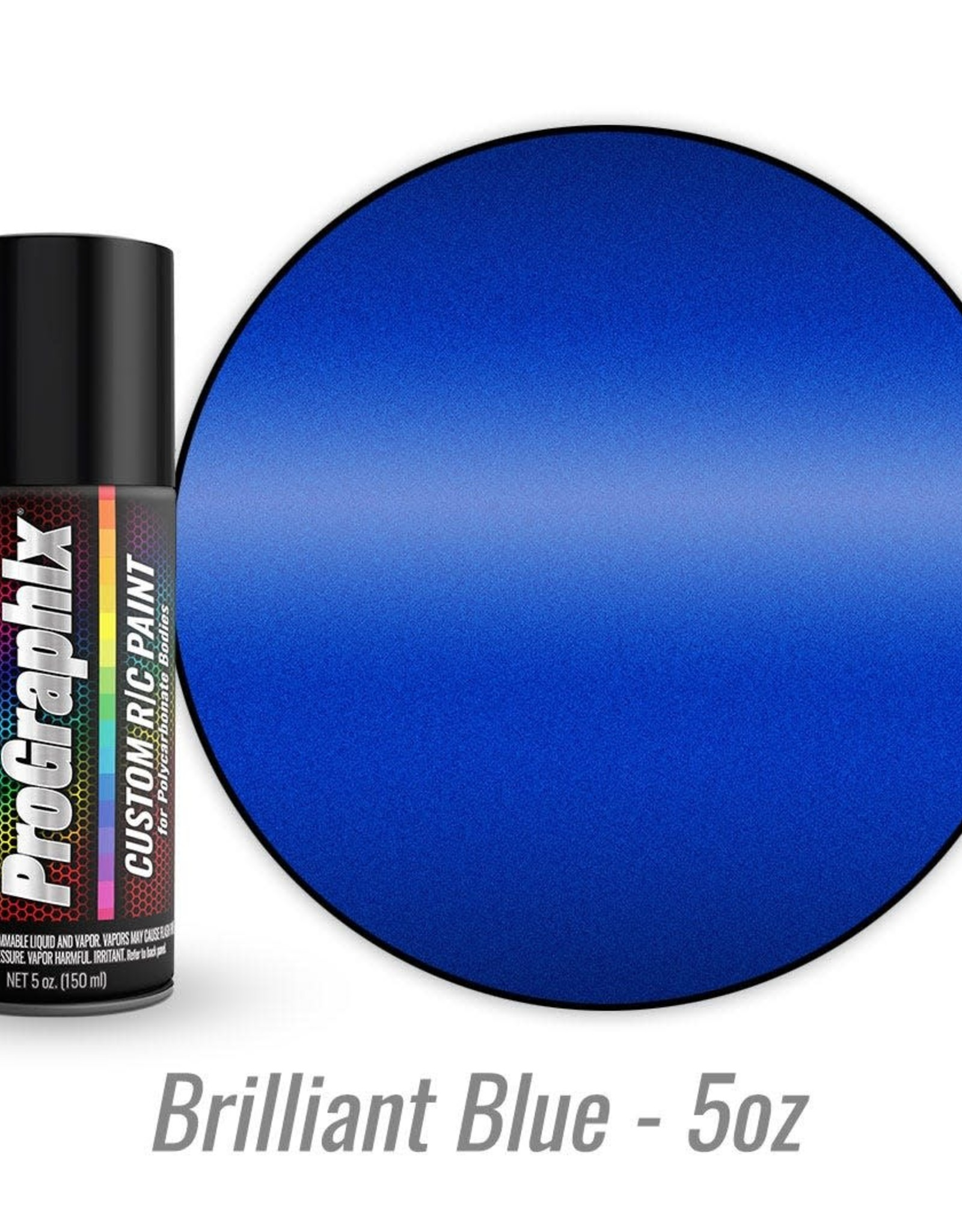 TRAXXAS Body paint, Brilliant Blue (5oz)