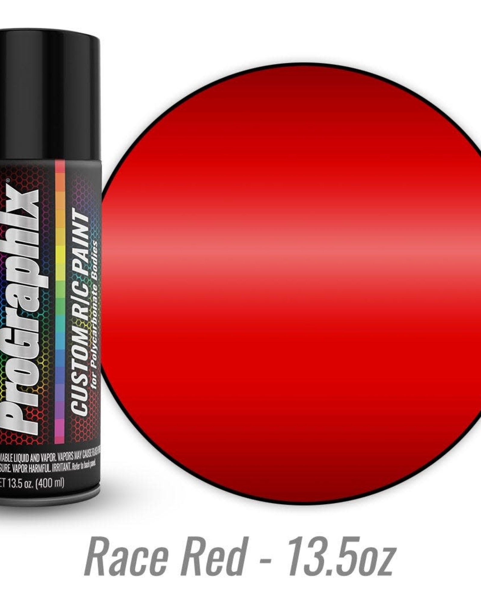 TRAXXAS Body paint, Race Red (13.5oz)