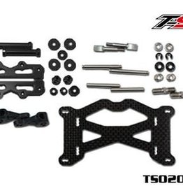 SAXO Front Suspension Arms(TS02034)