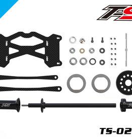 SAXO GT500W-235mm Option set(TS02073)