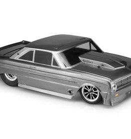 JConcepts JConcepts 1963 Ford Falcon Street Eliminator Drag Racing Body (Clear)