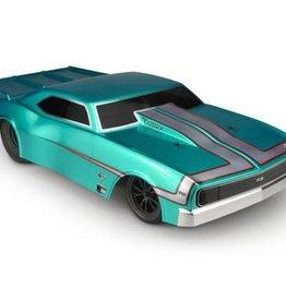 JConcepts JConcepts 1967 Chevy Camaro Street Eliminator Drag Racing Body (Clear)