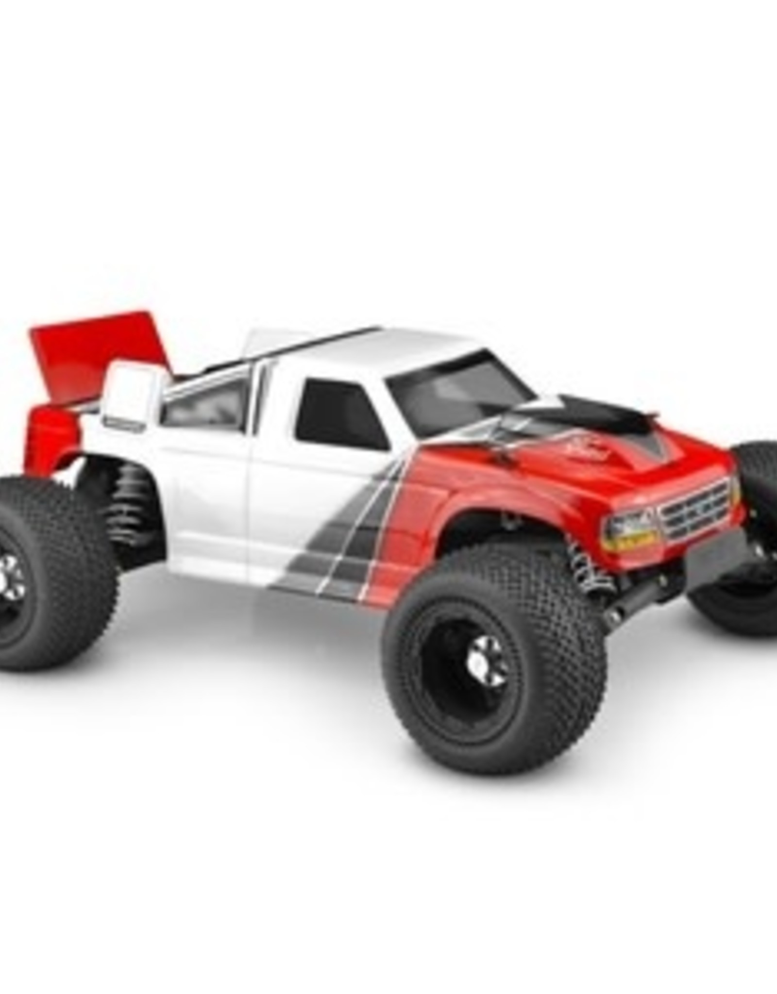 JConcepts 1993 Ford F-150 Rustler VXL Body with Rear Spoiler