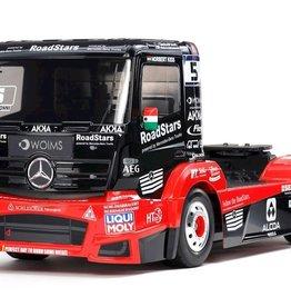 Tamiya Tamiya Tankpool24 Mercedes Actros 1/14 4WD On-Road Semi Truck