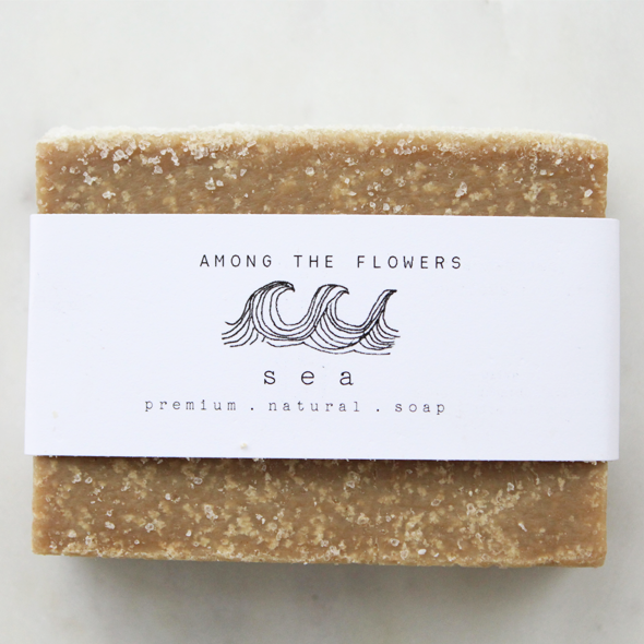 Cold Process Soap - Sea-1