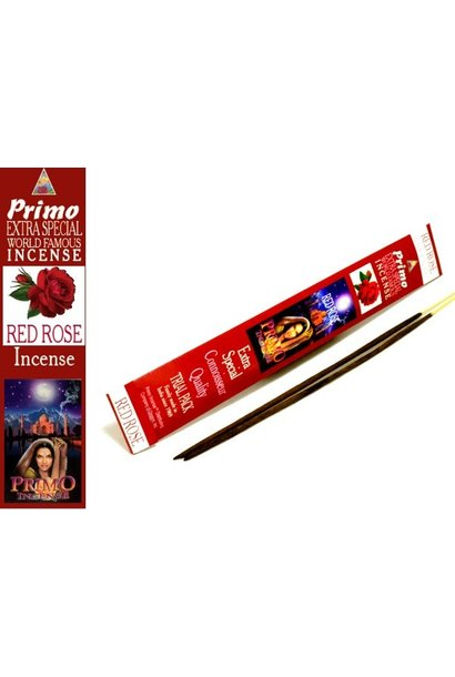Primo Incense | Red Rose