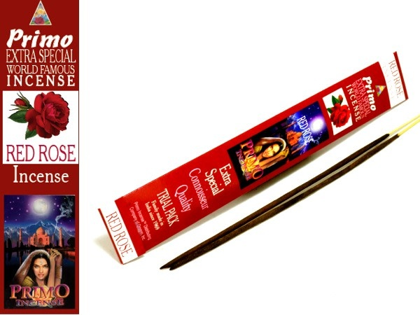 Primo Incense | Red Rose-1
