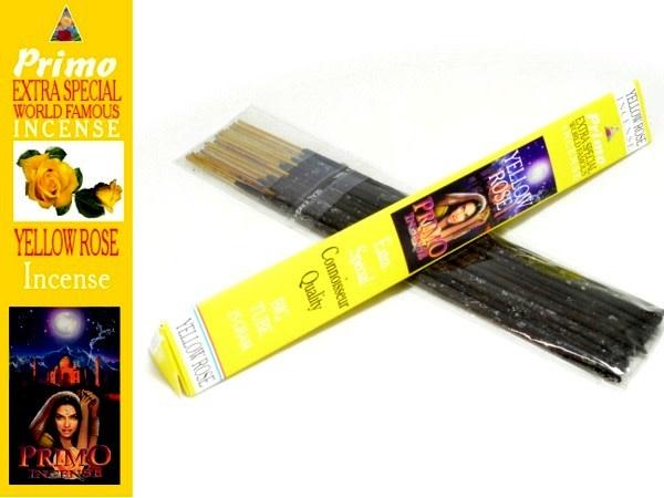 Primo Incense | Yellow Rose-1