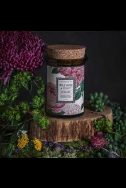 Botanica Candle   Wild Rose + Peony