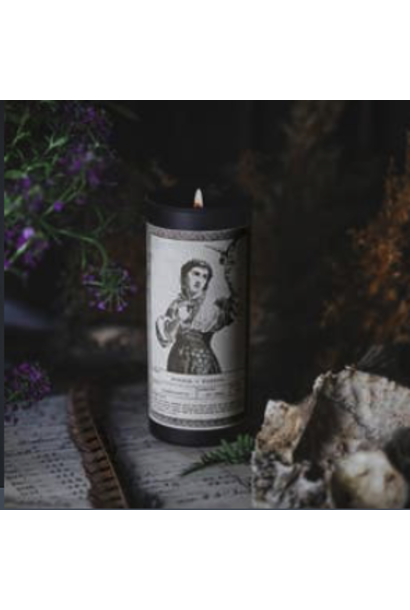 Noir Ritual Candle | Wisdom + Wonder