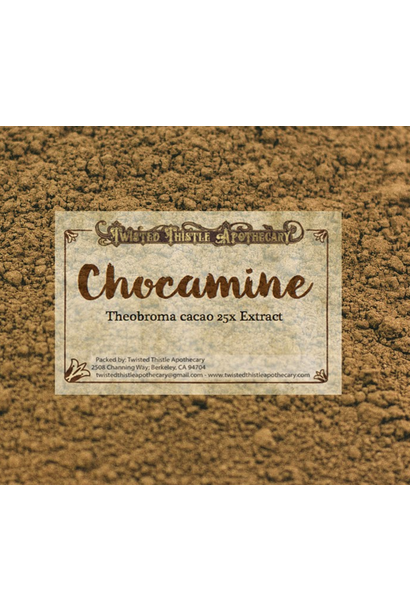 0960 - Chocamine Powder 28g - Chocolate Alkaloid Extract
