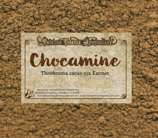 Chocamine | 25X Cacao Extract-1
