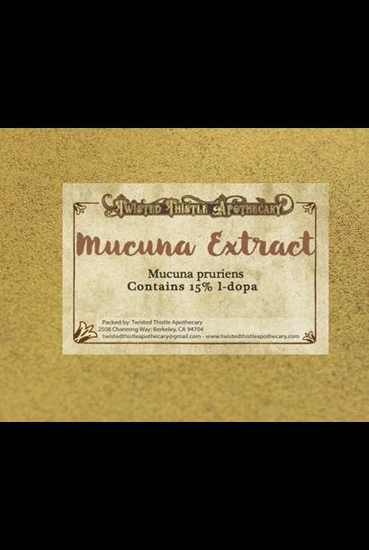 2785 - Mucuna Extract Powder 70g  15% l-dopa extract