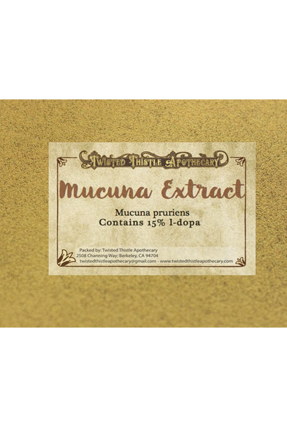 Mucuna Extract Powder