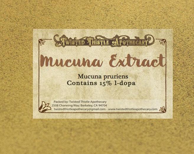 Mucuna Extract Powder-1