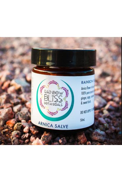 Arnica Salve + Wild Crafted Brittlebush Flower
