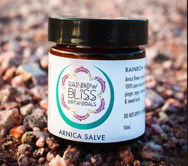 Arnica Salve + Wild Crafted Brittlebush Flower-1