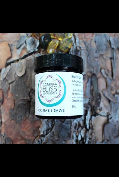 Psoriasis Salve | Comfrey, Calendula & Manjista Root