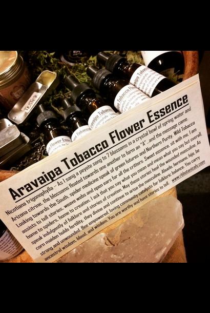 Aravaipa Tobacco Flower Essence