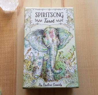 SpiritSong Tarot Deck-2