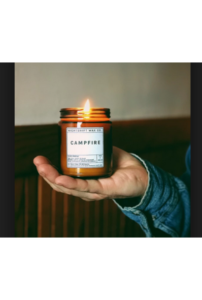 Soy Candle | Campfire