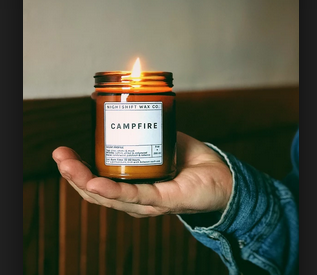 Soy Candle | Campfire-1