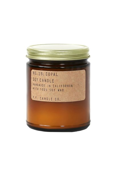 Soy Candle | Copal