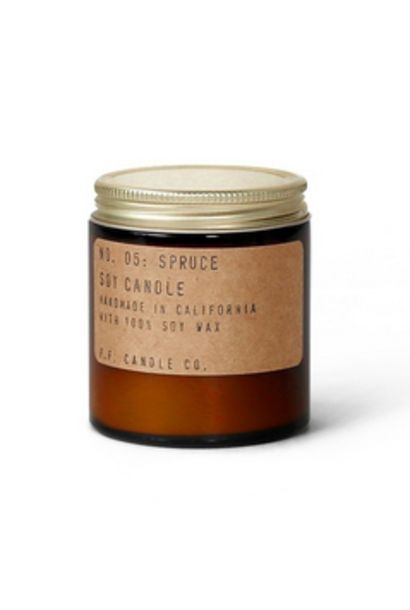 Soy Candle | Spruce