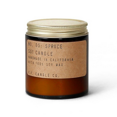 Soy Candle | Spruce-1