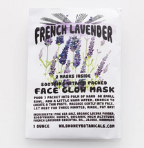 Face Glow Mask | French Lavender-1
