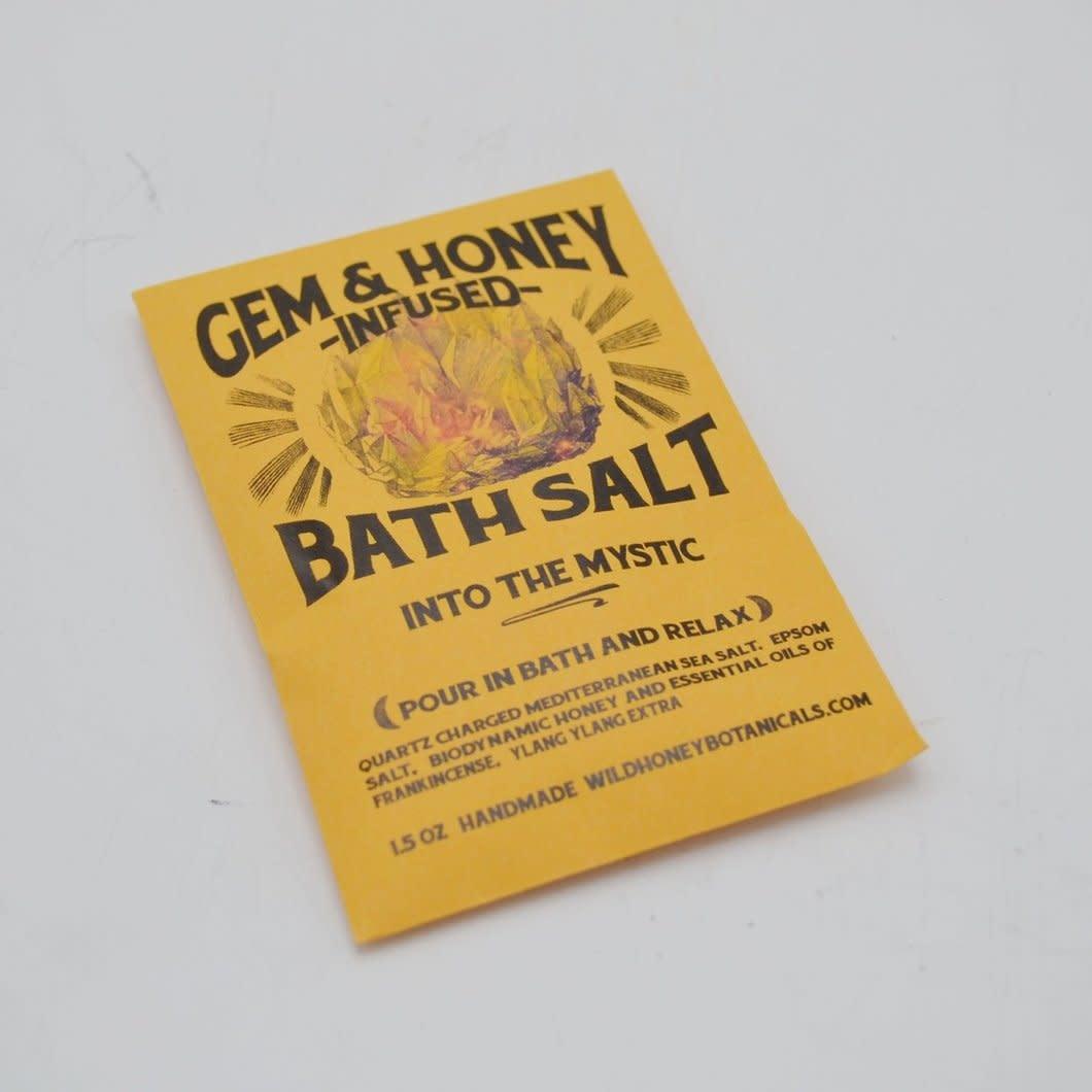 Gem & Honey Infused Bath Salts | Into The Mystic-1