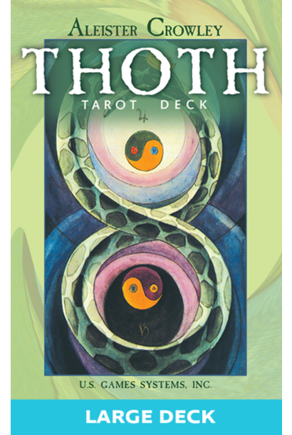 Thoth Tarot Deck - XL